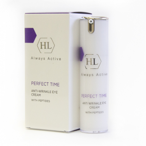 Holy Land PERFECT TIME Anti Wrinkle Eye Cream | Крем для век, 15 мл