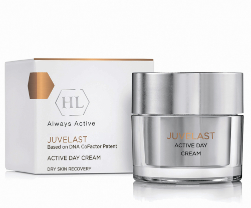 Holy Land JUVELAST Active Day Cream | Дневной крем, 250 мл